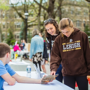 Earth Day Fair 2017 at Lehigh University