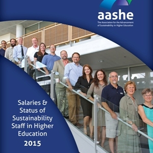 2015 Higher Education Sustainability Staffing Survey