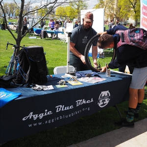 Utah State University Earth Day 2017