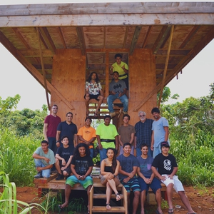 Kauai Community College Tiny House Hydro Electric Micro Grid Project