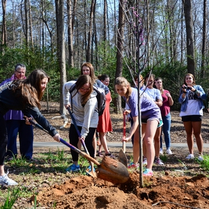 Beauty in the World We Find: Earth Week at Wake Forest University