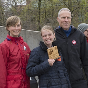 Building Care's Julie Houston awarded the Cornell University Partners in Sustainability Awards (CUPSA)