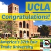 UCLA Fair Trade Announcement Social Post