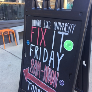Fix It Friday: Sidewalk marketing