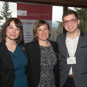 SFU's 20-Year Sustainability Vision and Goals Case Study Submission