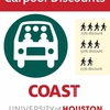 COAST Carpool Discount