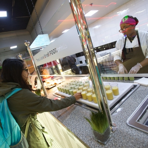 Transforming Campus Food Service with Anytime Dining