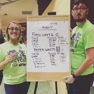 SFA Dining Waste Audit