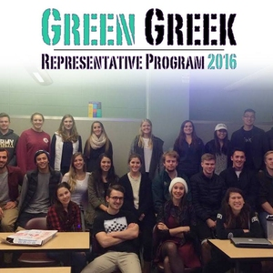 UW Green Greek Representative Program