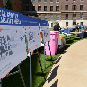 Sustainability Week @ KU Medical Center