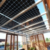 "Solar Cal Poly - Outdoor ""bifacial"" room"
