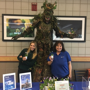 Suffolk County Community College Earth Week!
