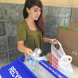 UNLV Sustainability - Water Bottle Reduction Efforts