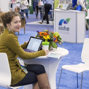 AASHE Conference Attendee