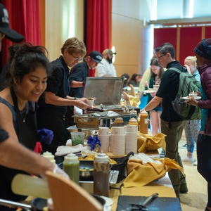 Smith College - Global Flavors at Climate Equity and Justice Conference