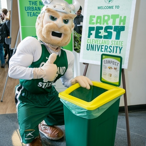 EarthFest at Cleveland State University