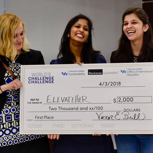 World's Challenge Challenge: Local University at Buffalo Competition
