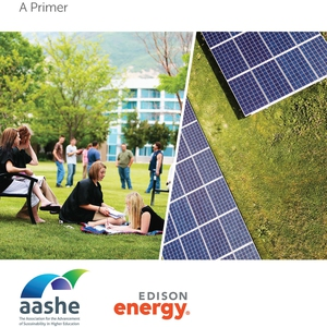 Aggregating Higher Education Demand for Renewables: A Primer