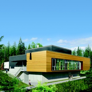 Integrating Teaching, Research and Operational Sustainability: Utilization of Bio-Energy at UNBC, Canada's Green University