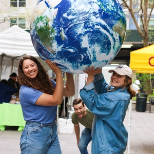 NYU Celebrates Earth Month