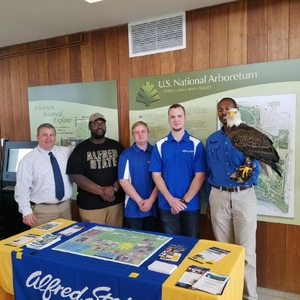 Eagles, Education, and Engagement through Green Technology