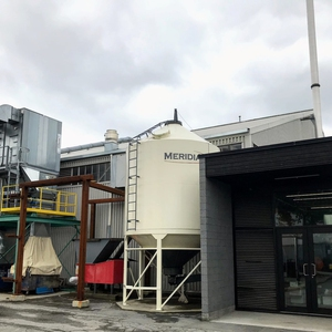 BCIT Wood-Waste-to-Energy Project