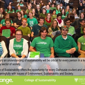 Dalhousie University's College of Sustainability: Transforming a campus for sustainability education