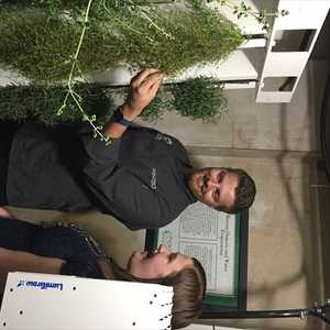 MSU ZipGrow Tower full growth