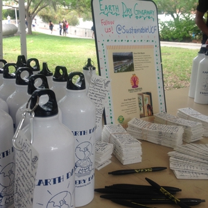 "U Central Florida Earth Day 2016: ""Message in a Bottle"""