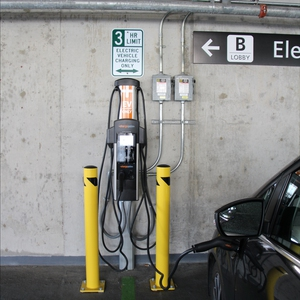 Electric Vehicle Charging Infrastructure Upgrade Project