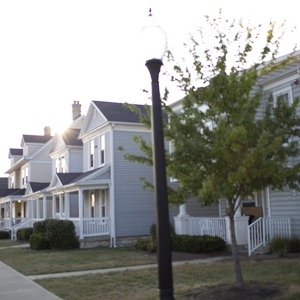 University of Dayton Student Neighborhood