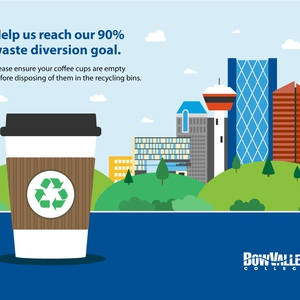 Progress toward 90% waste diversion goal