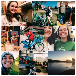 University of Vermont Eco-Reps Greenride Bikeshare Campaign Case Study
