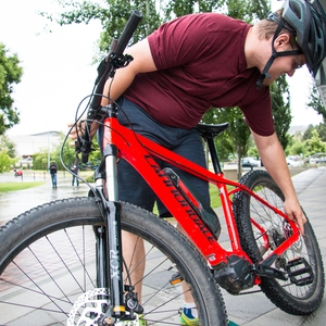 Thompson Rivers University Bikeshare and Employee E-bike Purchase Program