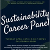 One of the Major Earth Month Events! We had Recology, CalTrans, Stanford University, The Presidio and Webcor come talk about careers in the field of sustainability!