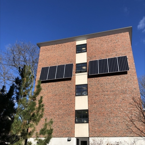 Hodgdon Hall Solar Panel Project