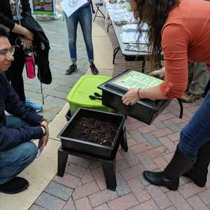 Towson University Campus Sustainability Week
