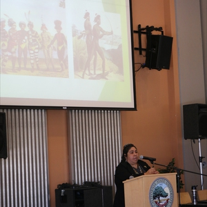 Keynote Speaker: Corrina Gould - Living on Ohlone Land