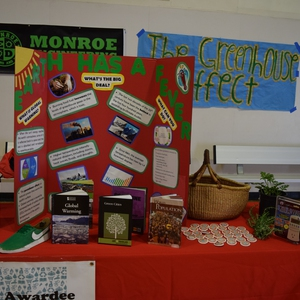 Sustainability Showcase at Family Earth Day Celebration