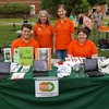 OSU Sustainability staff focus on resource conservation and Close-the-Loop purchasing practices.