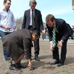 Groundmaking: Class of 2010 Green Roof at Rensselaer