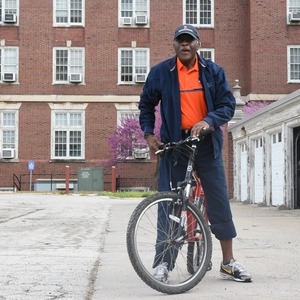 A Bike Ride with the Chancellor