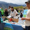 Earth Day tabling