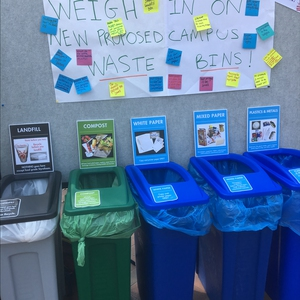 Campus-wide Zero Landfill Waste Policy Implementation & Outreach Program - Emory University