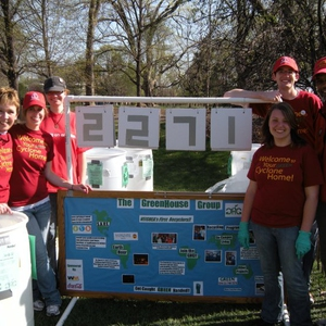 Student and Staff Cooperative Implementation of a Residential Recycling Program at Iowa State University