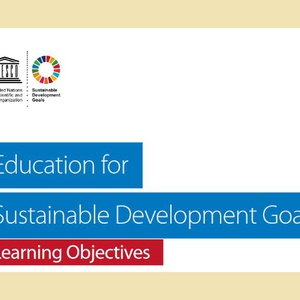 Education for Sustainable Development Goals: Learning Objectives