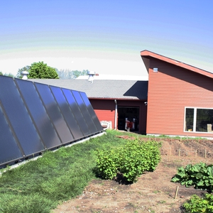 Solar power, horticulture and culinary arts integration project