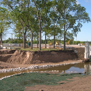Harnessing the Storm: Sustainable Stormwater Management at Delta College