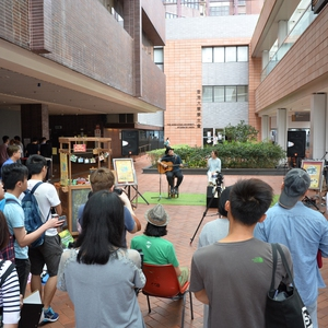Earth Day Celebrations at University of Hong Kong