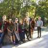 Bowdoin student EcoReps provide tours of LEED Platinum Building